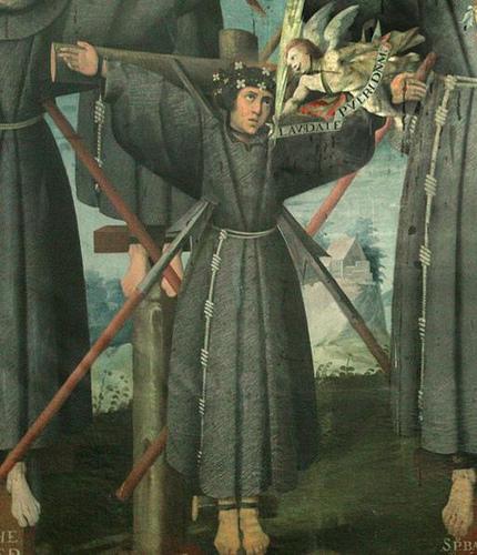 St. Anthony of Nagasaki