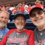Secular Franciscans at the Ball Game